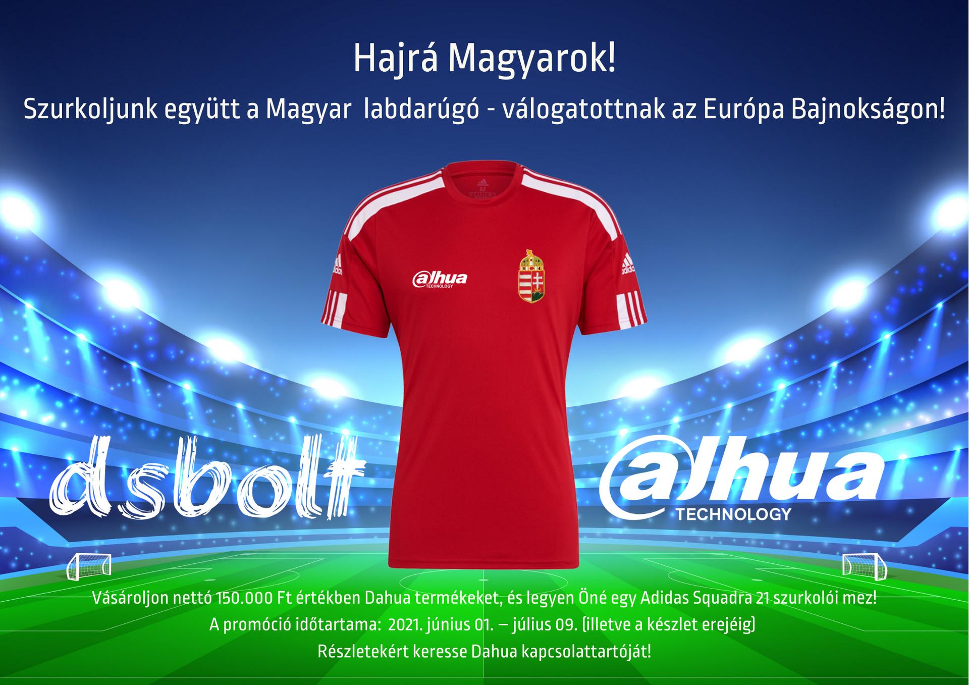 Hajrá Magyarok!